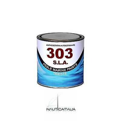 Marlin 303 Antivegetativa Lt. 2,5 - Colore Blu - Antivegetativa Autolevigante