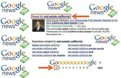 Submit Your Press Release To Google News, Guaranteed-Standard