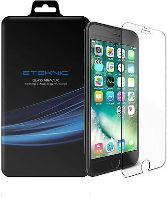 iPhone 6s 6 Tempered Glass Screen Protector Cover Protection Film eTEKNIC