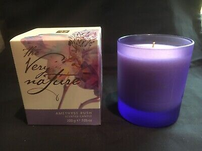 200hr RASPBERRY DREAMS Triple Scented Natural Pillar Candle HIGH FRUITY NOTES