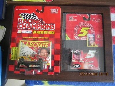 5 Nascar Legends Plaques your Choice of driver.