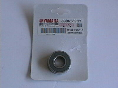 Genuine Yamaha Transmission Bearing 93306-253X7 Cs50 Jog Ns50 Aerox Yn50 Yn50E