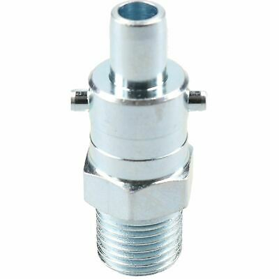 "PCL Instant Air Hose Fitting Male Adaptor 1/4"" BSP Male Thread Bayonet AA5102"