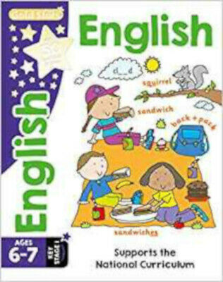 Gold Stars English Ages 6-7 Key Stage 1: Supports the National Curriculum (Workb