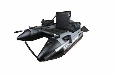 Savage Gear High Rider Belly Boat 170 cm Bellyboot Bellyboat Angelboot + Zubehör