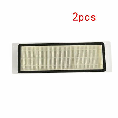 2PCS Hepa Filter Kit for Xiaomi Vacuum Cleaner Cleaning Robot Replacement Kits