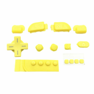 ABXY LB RB ZL ZR Home Key Replacement Buttons Parts for New Nintendo 3DSXL 3DXLL