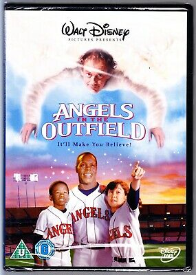 ANGELS IN THE OUTFIELD (1994) CHRISTOPHER LLOYD DISNEY DVD REGION 2+4 New/Sealed