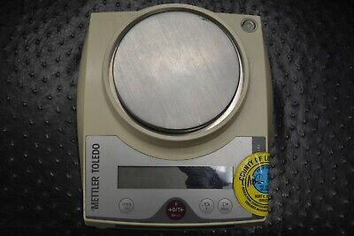 Mettler Toledo Jl602-G  Scale Broken Lcd Scale Is Working Sold As Is Free S/H