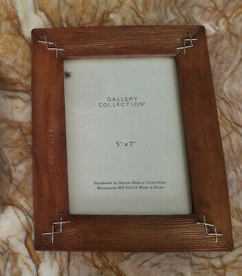 Variety of 5x7 Wood Picture Photo Frames Multiple finishes - Sold Each