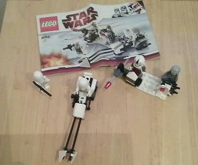 LEGO Star Wars 8084 Snowtrooper Battle Pack NEUWERTIG