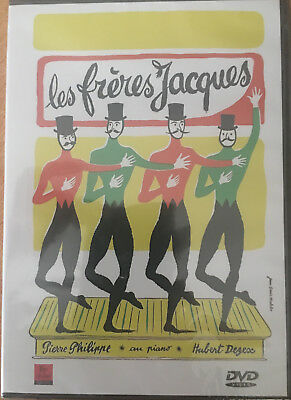 Les Freres Jacques Dvd Neuf Sous Blister