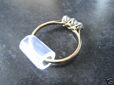 Ring Snuggies,size reducer.Pack of five assorted.Makes Rings Smaller In Seconds.