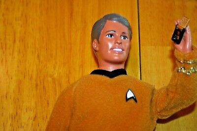 1996 Star Trek Ken-Never played with-NO BOX-sold as is