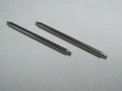 1.2mm Diameter Watch Bracelet Spring Bars/Lugs/Pins. Fast Delivery from UK