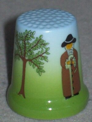 Fingerhut Thimble Gerold Porzellan Bavaria W. Germany