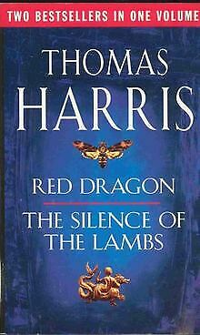 Red Dragon and Silence of the Lambs de Thomas Harris | Livre | état bon