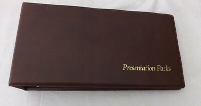 Presentation Cover Album  With 15 Empty Sleeves By Empress VGC A10
