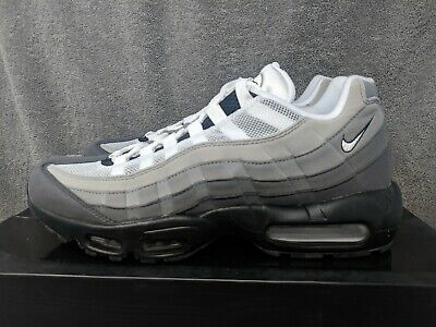 NIKE AIR MAX 95 OG Black White Anthracite Granite Dust Grey