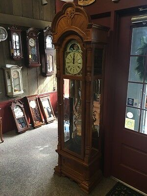 LIMITED EDITION Ridgeway Grandfather Clock Model 9030
