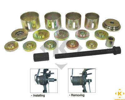 Universal Wheel Bearing Tool Kit Removal and Installation (Front and Rear)