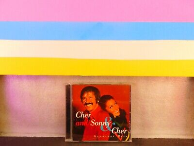 Greatest Hits [1974] by Sonny & Cher (CD, Mar-1998, MCA)