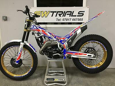 Beta Evo 250 factory trials bike IN STOCK px finance free national delivery