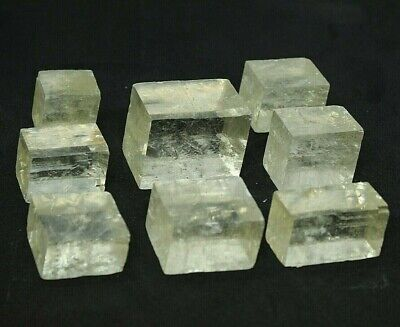 1 Natural Premium Quality Golden Optical Calcite Crystal Quartz Randomly Picked