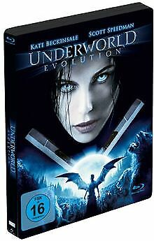 Underworld: Evolution (Limited Steelbook Edition) [Blu-ray] ... | DVD | état bon