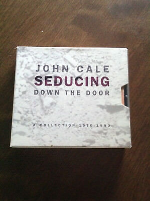 John Cale ‎– Seducing Down The Door - A Collection 1970 - 1990 - 2 CD - Rhino