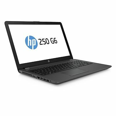 "HP 250 (15,6"" HD) Notebook Intel N4000 2,6 GHz 8GB RAM 250GB SSD Windows 10 Pro"
