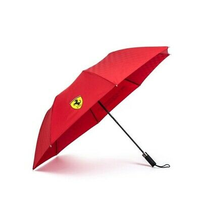 Scuderia Ferrari Compact Umbrella Red