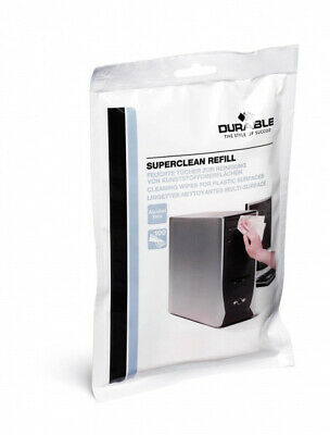 DURABLE 570902 SUPERCLEAN Refill Pack 100 pc(s)
