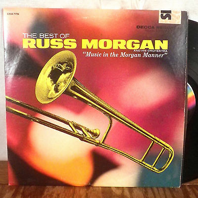The Best of Russ Morgan 2 X LP Decca VG+/EX