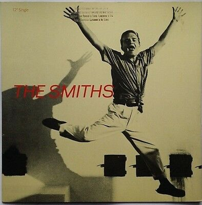 """The Smiths """"The Boy With The Thorn In His Side"""" 12"""" Vinyl 45 Rpm Promo Single"""