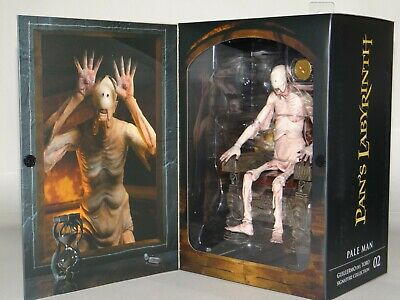 NECA PAN'S LABYRINTH - PALE MAN action figure Guillermo Del Toro Collection