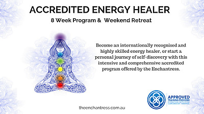 Accredited Energy Healer Practitioner Course