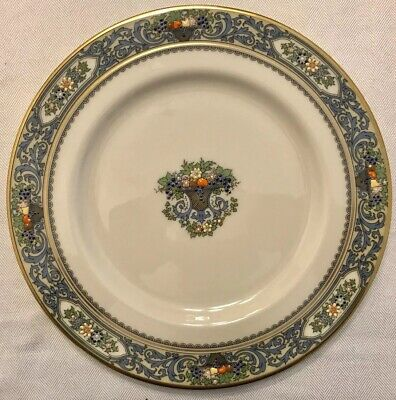 """LENOX Autumn 10 1/2"""" DINNER PLATE Gold Stamp QUANTITY AVAILABLE Beautiful"""