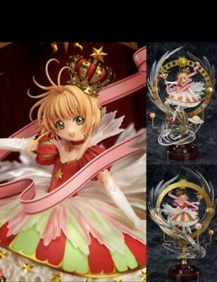 Cardcaptor Sakura Sakura Kinomoto Stars Bless You Figure Good Sm... FROM JAPAN