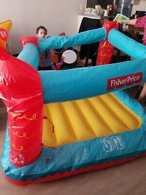 New Fisher Price Inflatable Bounce House Bouncer Jumper Castle