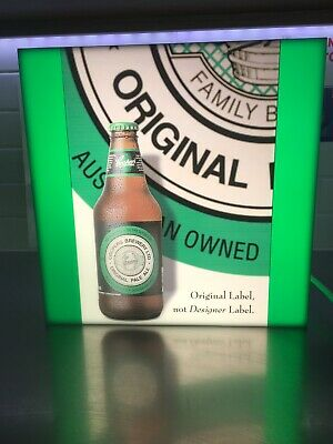 Coopers Brewery Pale Ale Box Light