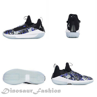 e18edcf1433e NIKE JORDAN MEN S Jordan Jumpman Hustle Dark Concord White Black ...