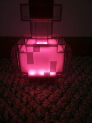 Changing 8 Minecraft Colors Night Magic Led Light Potion Color Bottle Desk Lamp N0w8nmv