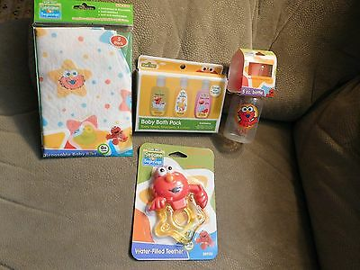 PARENT'S CHOICE 4-PACK Baby Bibs - New - Free Shipping