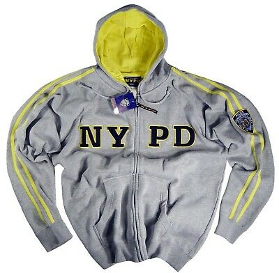 dfe1c3797 NYPD Shirt Hoodie Sweatshirt Authentic Clothing Apparel Officially Licensed  M..