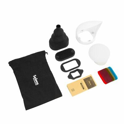Selens 6 in 1 Universal Soft Omni-Directional Flash Diffuser Accessories Magnet