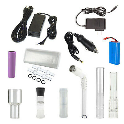Arizer Replacement Parts & Accessories Lot - All Items for Extreme, Solo, Air