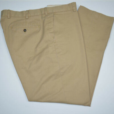 Brooks Brothers Milano Slim Fit Pants Mens 36 X 30 #TO320