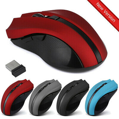 Mouse wireless ottico senza fili 2.4GHz Mouse Mouse Home office mause per PC
