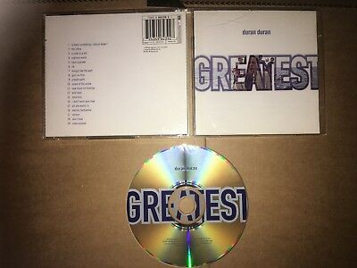 Duran Duran - The Greatest Hits (2011)  CD